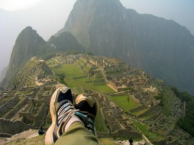 Machu Picchu: Peru, October 2007