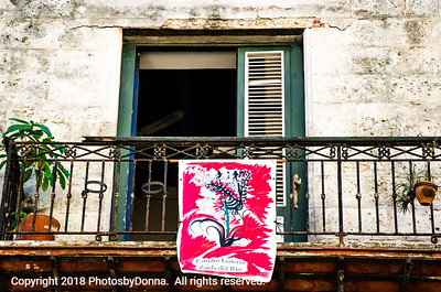 Art galleries are opening up everywhere in Havana.