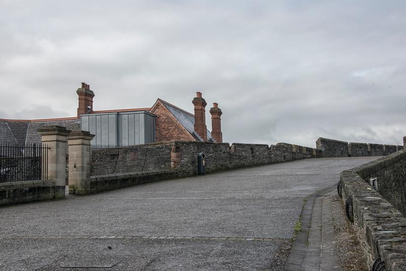 City Wall-Belfast