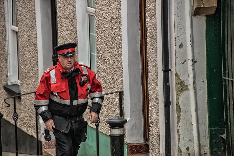 Traffic Attendant-Derry