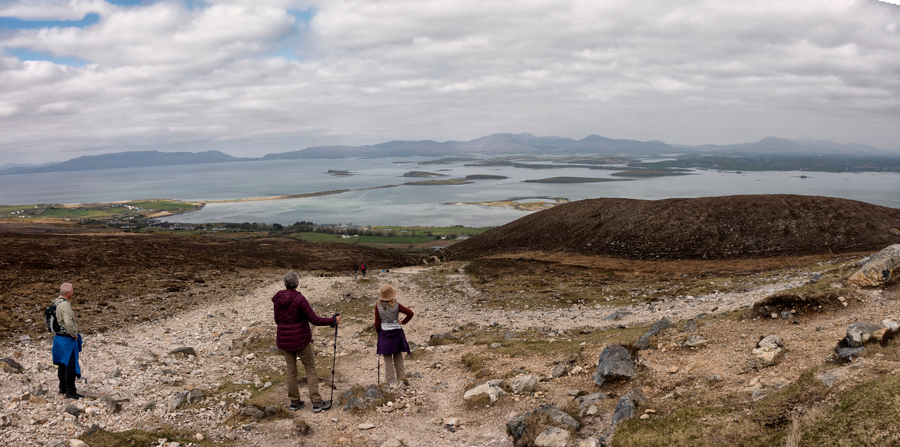 Croagh Patrick landscape