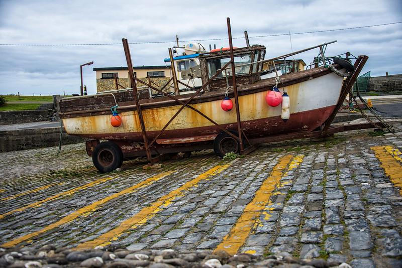 Fishing Boat-Enniskerry