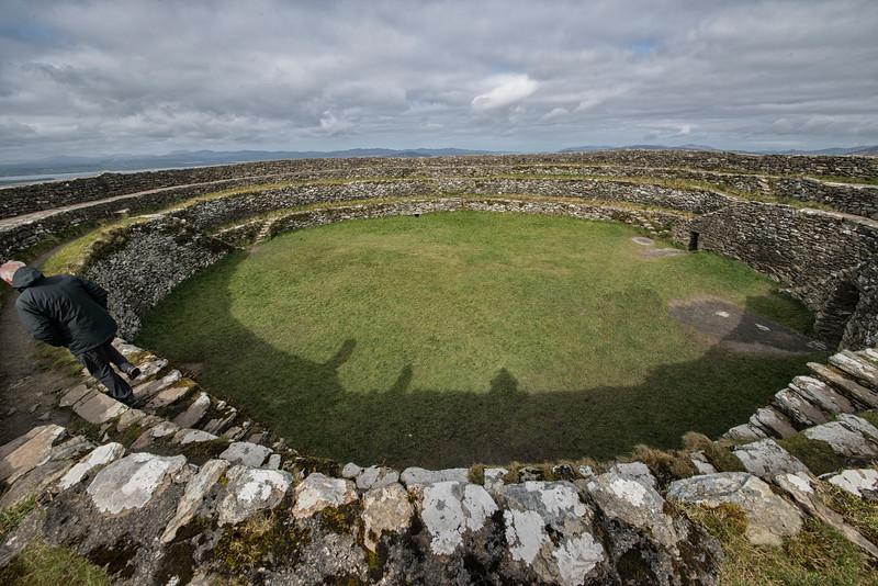 Grainan of Aileach- Donegal