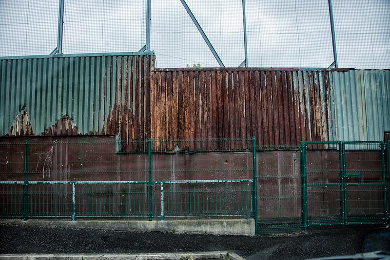 Peace Wall-Clonard Estates