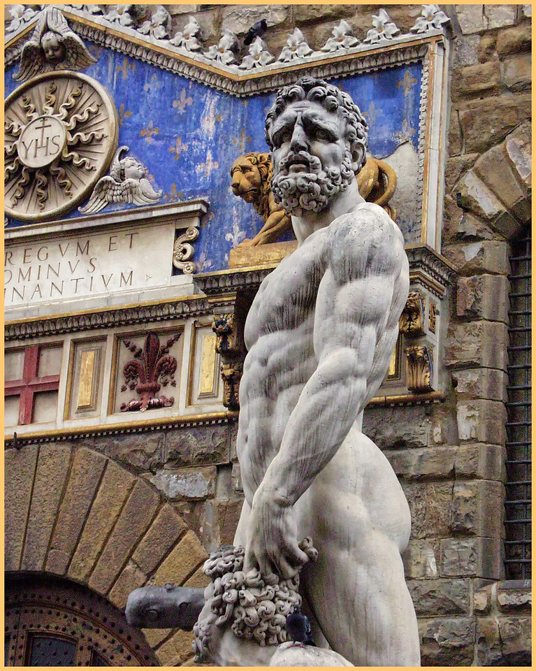 Florence statue2s