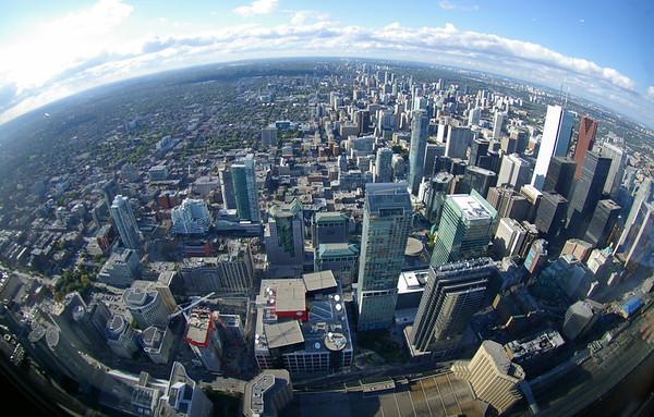 Toronto Weekend, August 2012