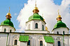 "An undistorted image of some of the thirteen cupolas on Saint Sophia Cathedral; in 2011, it was voted one of the Seven Wonders of Ukraine.<br /> <br /> You can see the others here: <a href=""http://7chudes.in.ua/info/20.htm/"">http://7chudes.in.ua/info/20.htm/</a> but unless you can read Ukrainski, you'll have no more idea than I do of what or where they are."