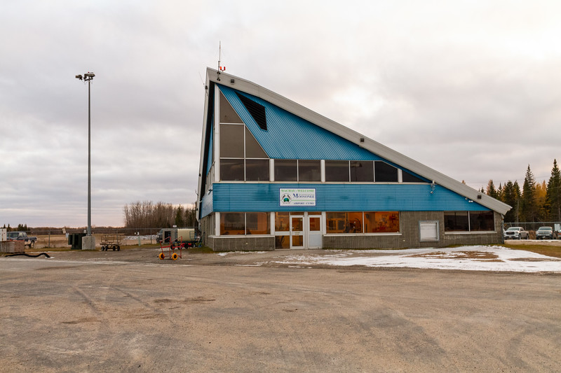 Moosonee Air Terminal
