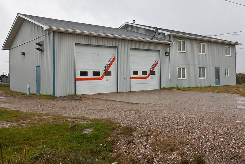 Attawapiskat ambulance base