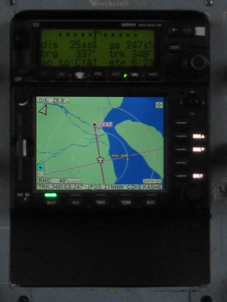 Flying to Attawapiskat