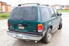 Attawapiskat vehicle - no licence plate