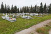 Cemetery in Fort Albany