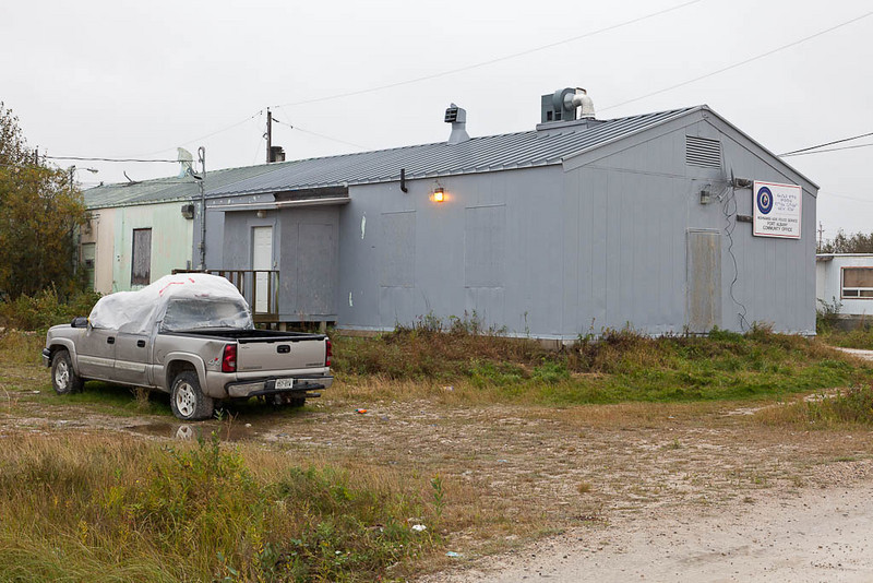 Police office Fort Albany