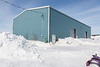 Warehouse in Fort Albany.