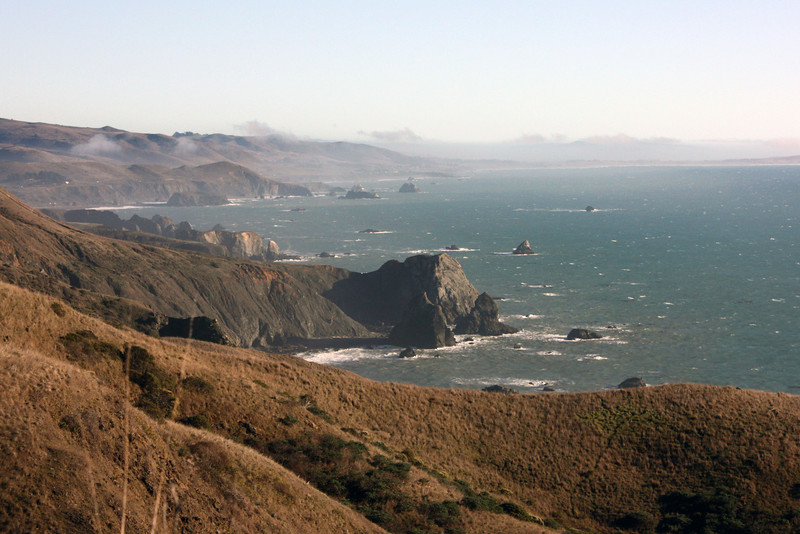 North Coast near Jenner
