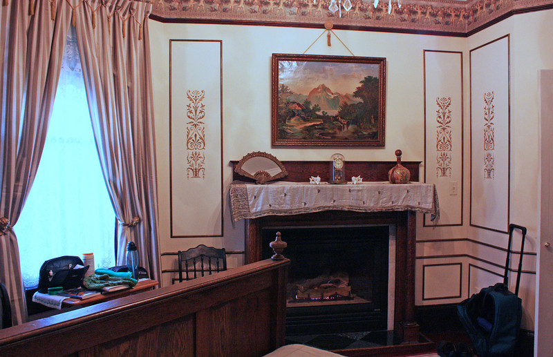 Bedroom, Weller House
