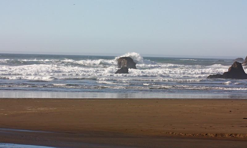 North Coast beach