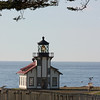 First view of Pt. Cabrillo light station