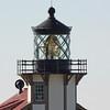 Point Cabrillo light station Fresnel lens