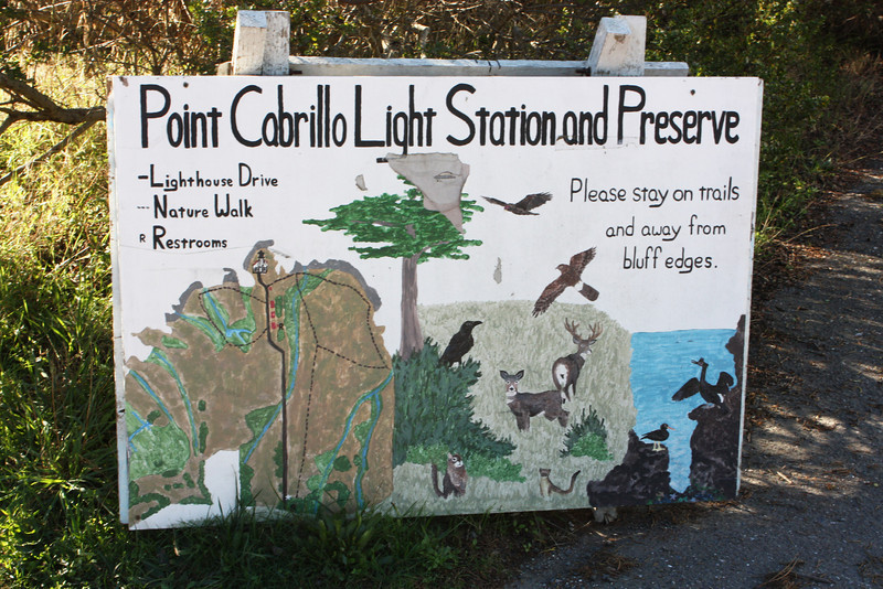 Point Cabrillo Light Station and Preserve