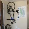 1 of her 2 bikes.