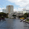 Waterways in Fort Lauderdale, Florida.