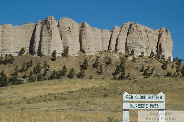 Fort Robinson - Nebraska - August, 2008