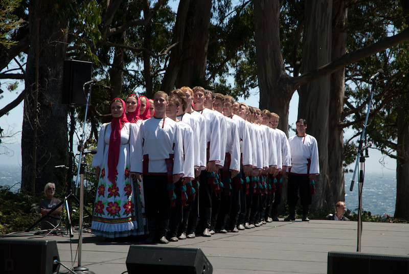 Pyatnitsky Russian Folk Choir (1 of 121)