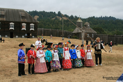 Fort Ross State Historic Park: Memorial Day.