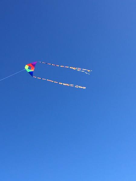 High-flying kite