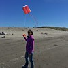 Parafoil kite at Ft Stevens SP