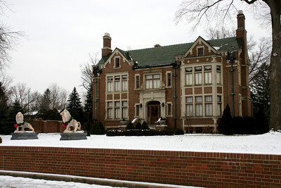 Mansion on Foster Parkway