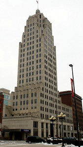 Lincoln Tower - downtown Ft Wayne
