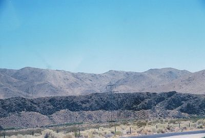 7/9/00 Coso Range off Hwy 395 (south of Olancha, returning to LA from Onion Valley)