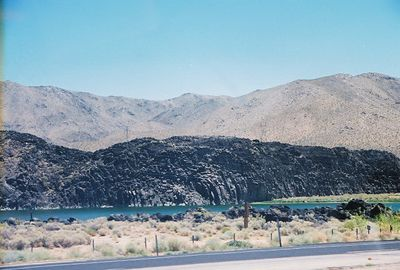 7/9/00 Coso Range off Hwy 395 & Little Lakes (south of Olancha, returning to LA from Onion Valley)