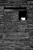 Closed doorway