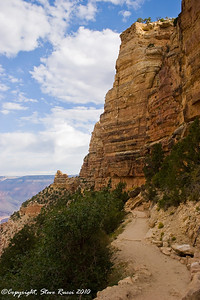 Along the South Kaibab Trail, Grand Canyon National Park.