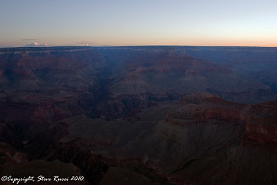 Grand Canyon from Yavapai Point at sunirse.