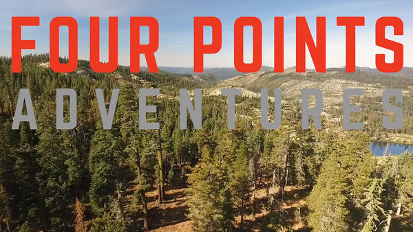 Four Points Adventures - High Sierra Teaser