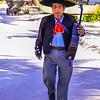 Strolling Troubadour<br /> Mahahual, Mexico
