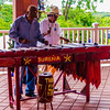 Playing in Harmony<br /> Mahogany Bay, Roatan, Honduras