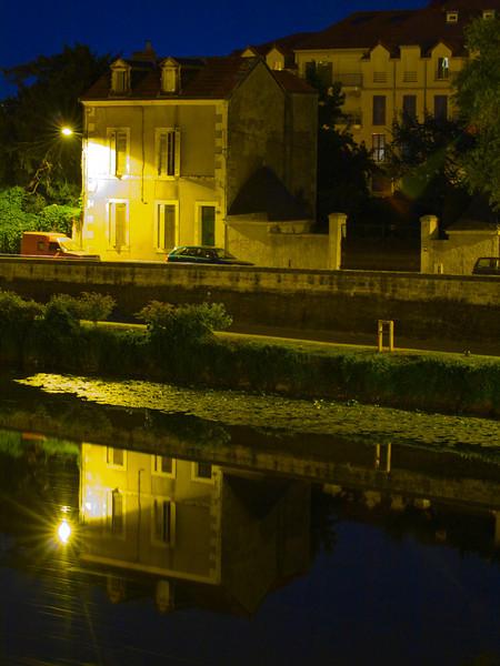 Périgeaux in the Dordogne River Auvezére