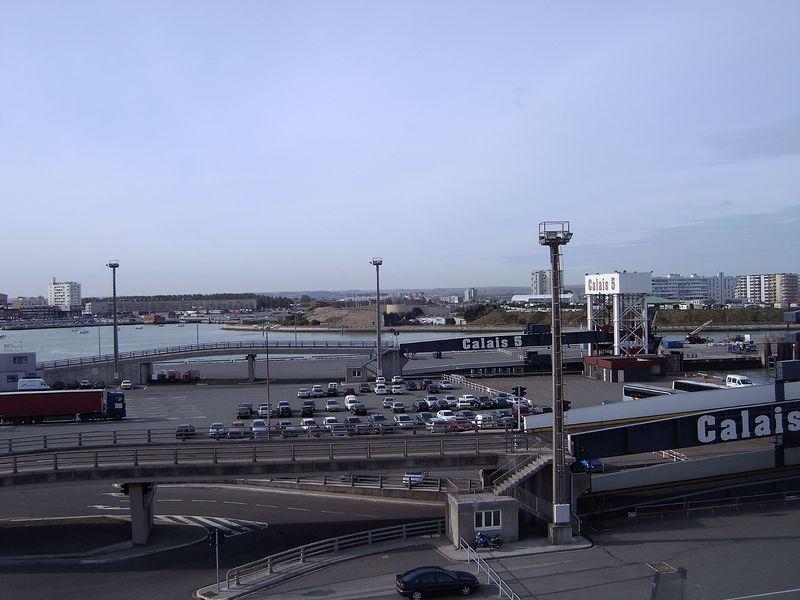 Calais port 1