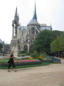 Gothic gardens.