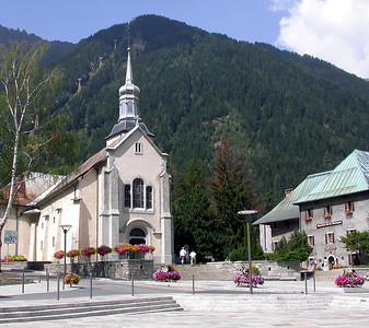 Chamonix, France.