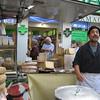 Sete outdoor market