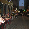 Lyon, outdoor dining
