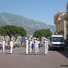 Changing of the guard Monaco