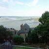 Mont Saint-Michel - low tide