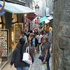 Mont Saint-Michel tourists